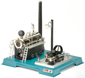 Stoommachine D18