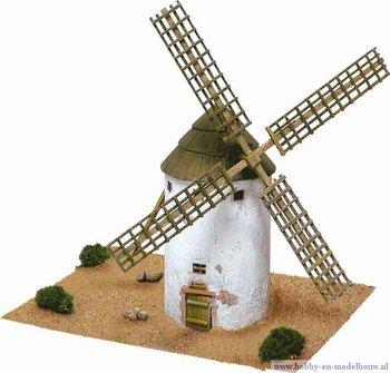 La Mancha windmill