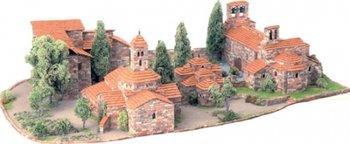 Romanica St. Pere d'Egara, schaal 1:100
