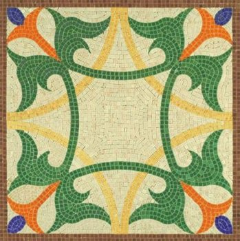Mozaiek geometrie 1