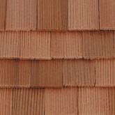 Cederhouten dakpannen van hout, rechthoekig 500 stuks