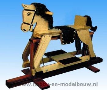 Mechanisch schommelpaard