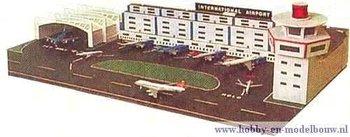 Luchthaven om zelf te bouwen