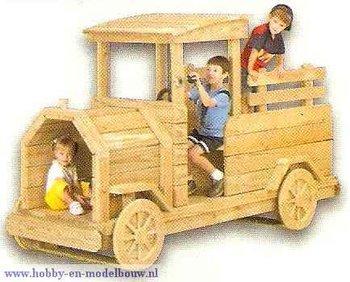 Speelvrachtwagen
