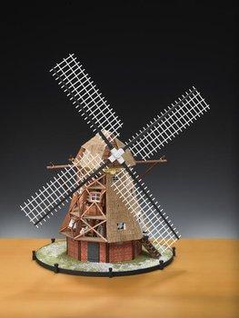 Hollandse windmolen, schaal 1:30
