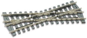 Enkelvoudige kruising met elektrische puntstukken SLE1493