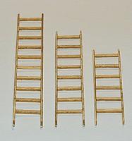 Set van 3 ladders