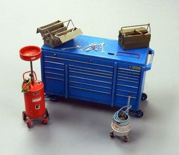 Garage uitrusting