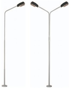 Straatlamp 205 mm