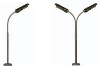 Lichtmast breed 100 mm