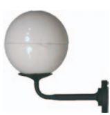 Wandlamp 30 mm hoog