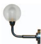 Wandlamp 28 mm hoog