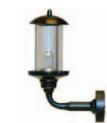 Wandlamp 24 mm hoog