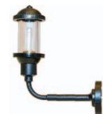 Wandlamp 33 mm hoog