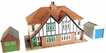 Halfvrijstaande huizen
