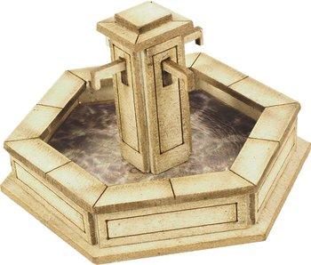 Stenen fontein