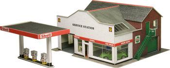 Garagebedrijf en service station