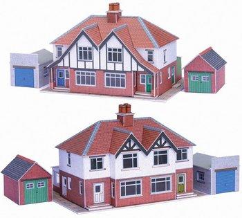 Halfvrijstaand huis