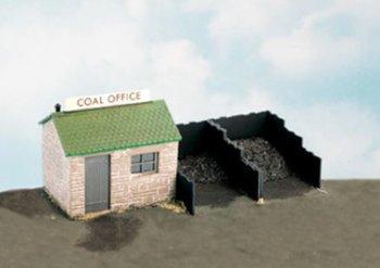 Kolenbunker met kantoor