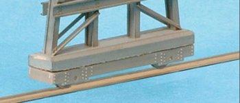 Verrijdbaar onderframe voor portaalkraan RO545 en 546
