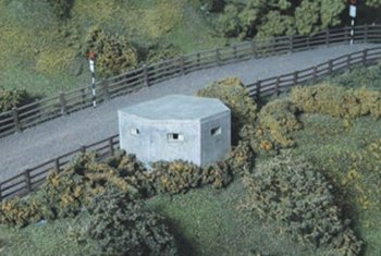 Kleine bunker