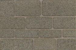 Coursed stones, grijs, oppervlakte ca. 64 cm2, schaal 1op19