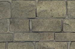 Rough Faced Stone, grijs, 64 cm2, schaal 1op19