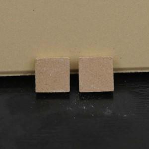 Victoriaanse tegels 8.5*8.5*2 mm, kleur: creme