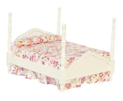 Romantisch bed