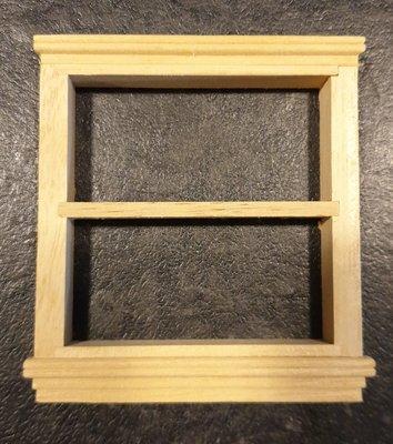 Vierkant raamkozijn 63*63 mm