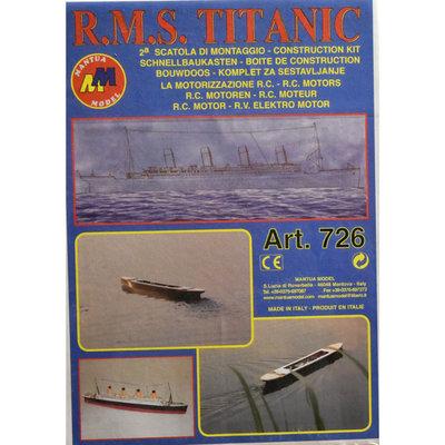 Mantua - RMS Titanic 1:-200 - Deelpakket 2