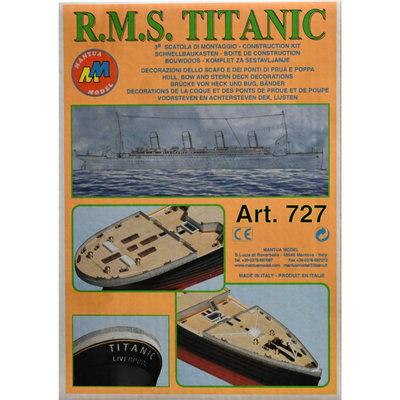 Mantua - RMS Titanic 1:-200 - Deelpakket 3