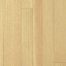 Willekeurige planken houten vloer, schaal 1:12