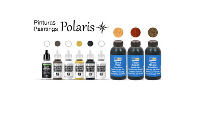Verfpakket Polaris