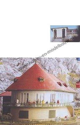 Bouwset voor berg- en dalstation voor BRAWA6560