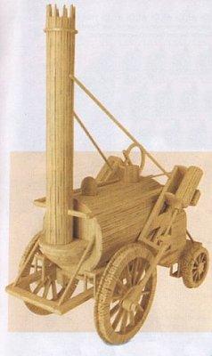 Rocket stoomlocomotief