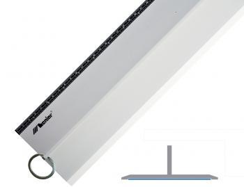 Zware aluminium liniaal