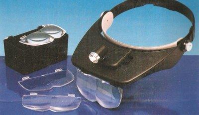 Vergrotingsbril