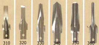 Nr. 340 V-guts 9.5 mm