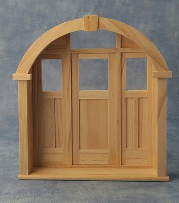 Mountfield Porch Door