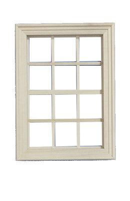 Medium raamkozijn met 12 ramen