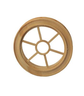 Grosvenor rond raam, diameter 85 mm