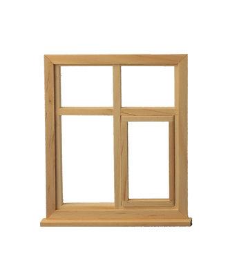 Mountfield raamkozijn met openslaand raam