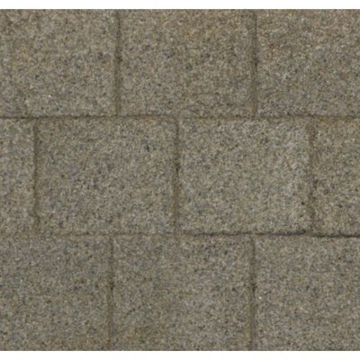 Platte patio stenen, kleur Grey stone