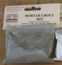 Mortel/Grout specie mix