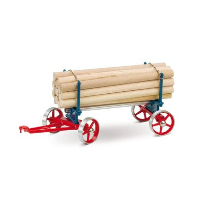 Wagen voor lang hout