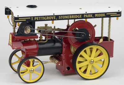 Showman's Engine D409