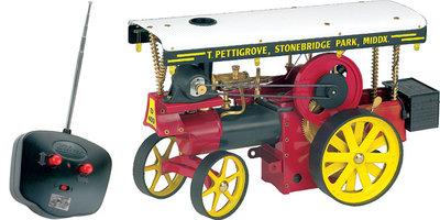 Showman's Engine D409 met draadloze afstandsbediening
