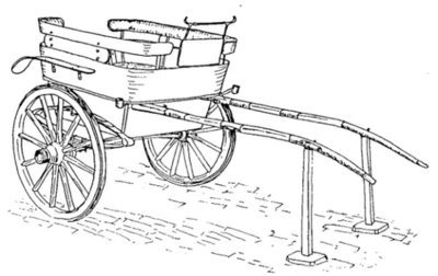 Governess Cart2 1:12