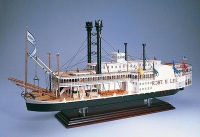 Mississippi Steamboat Robert E. Lee